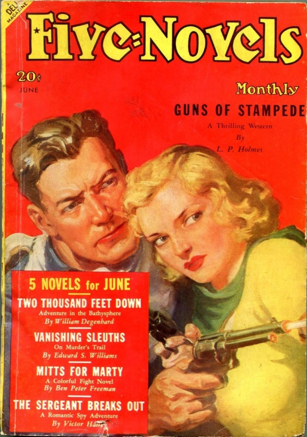 Five Novels June 1939