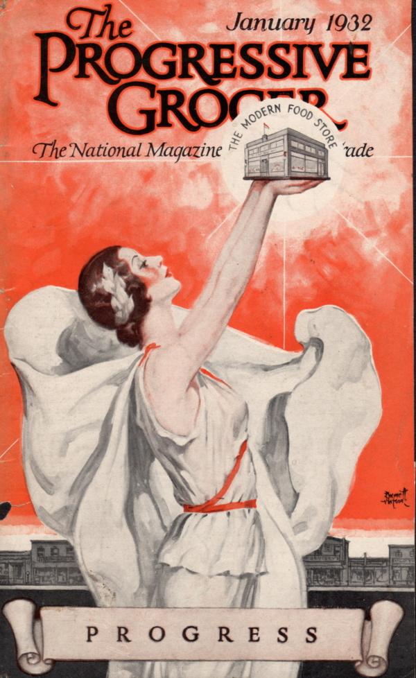 January 1932 Progressive Grocer