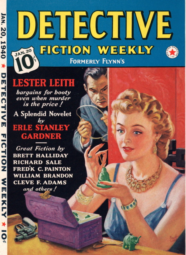 January 20, 1940 Detective Fiction
