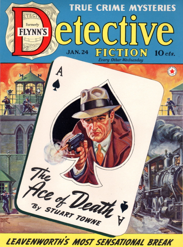 January 24, 1942 Detective Fiction