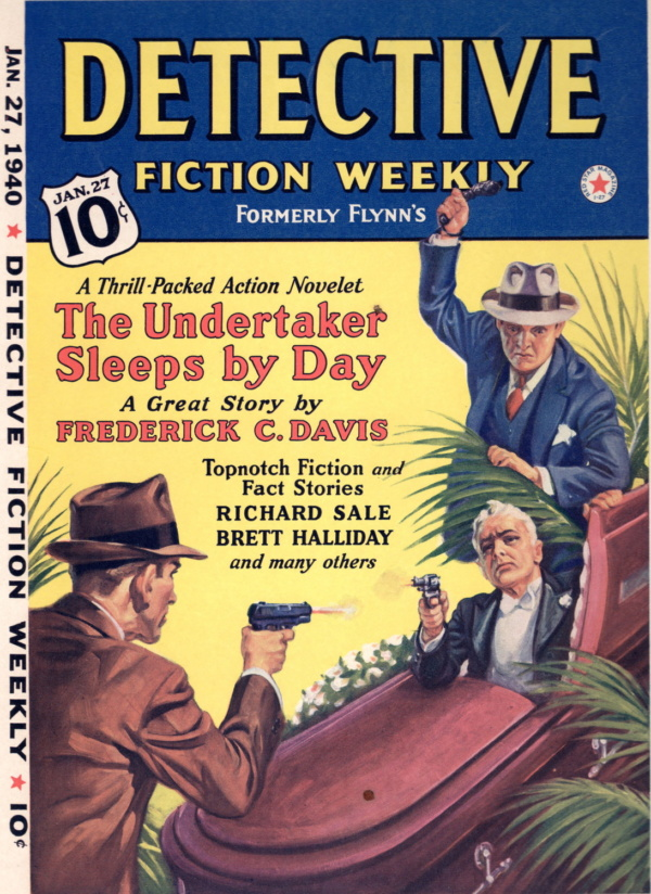 January 27, 1940 Detective Fiction