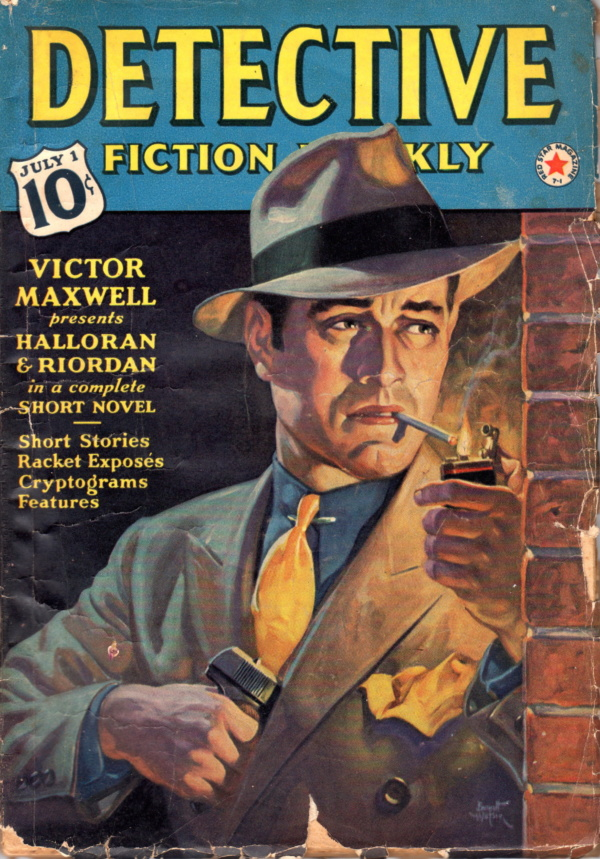 July 1, 1939 Detective Fiction