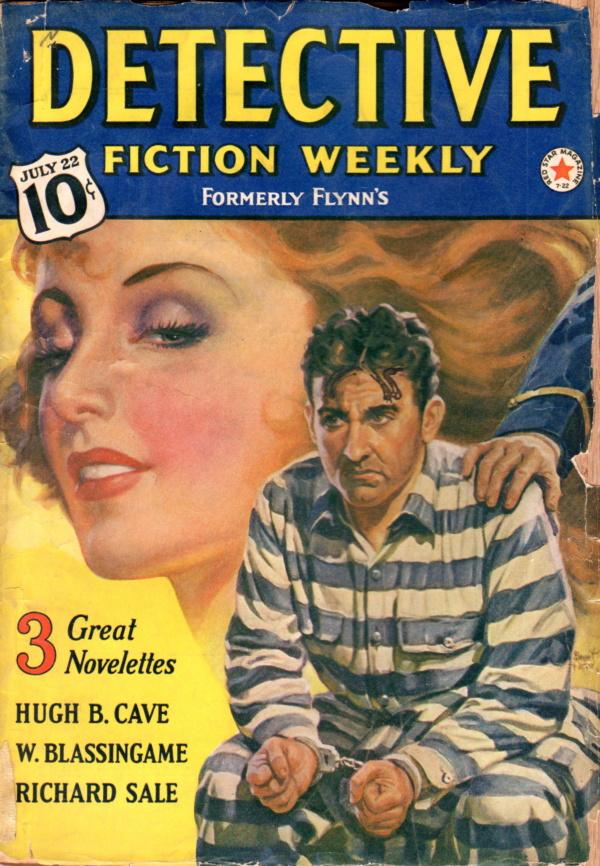 July 22, 1939 Detective Fiction
