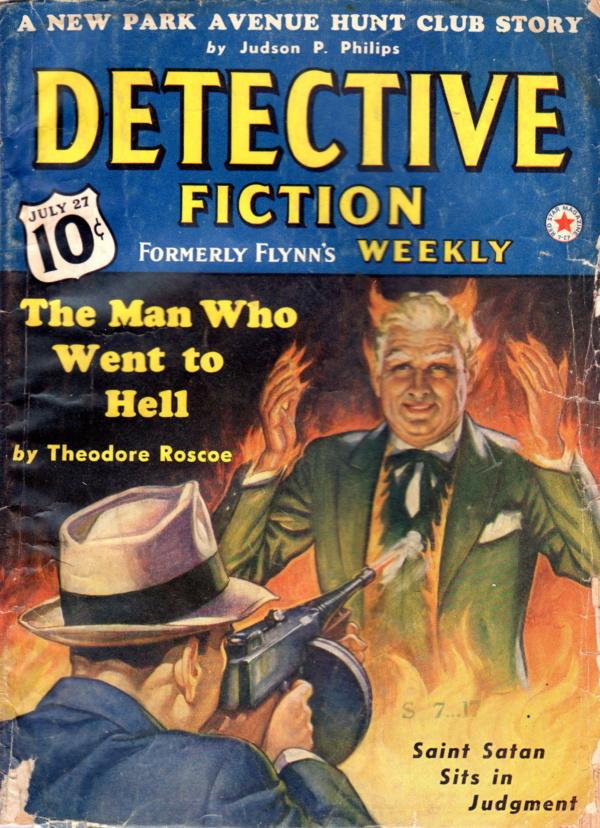 July 27, 1940 Detective Fiction