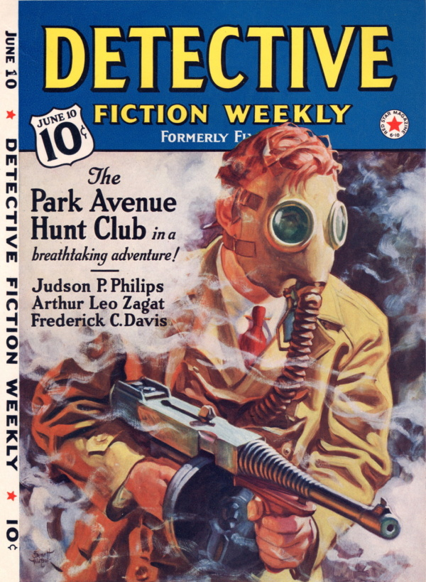 June 10, 1939 Detective Fiction
