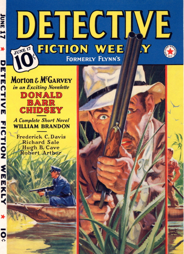 June 17, 1939 Detective Fiction
