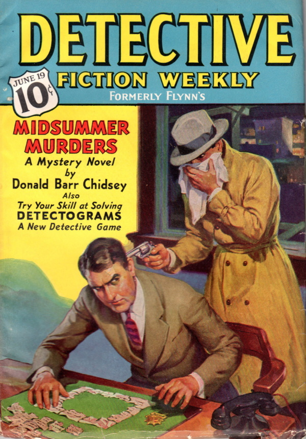 June 19, 1937 Detective Fiction