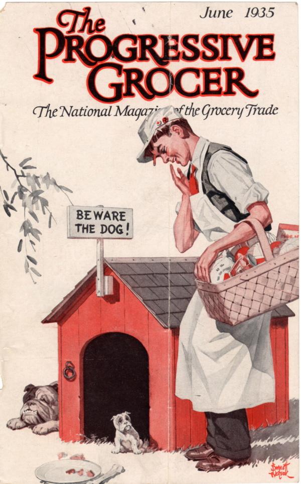 June 1935 Progressive Grocer