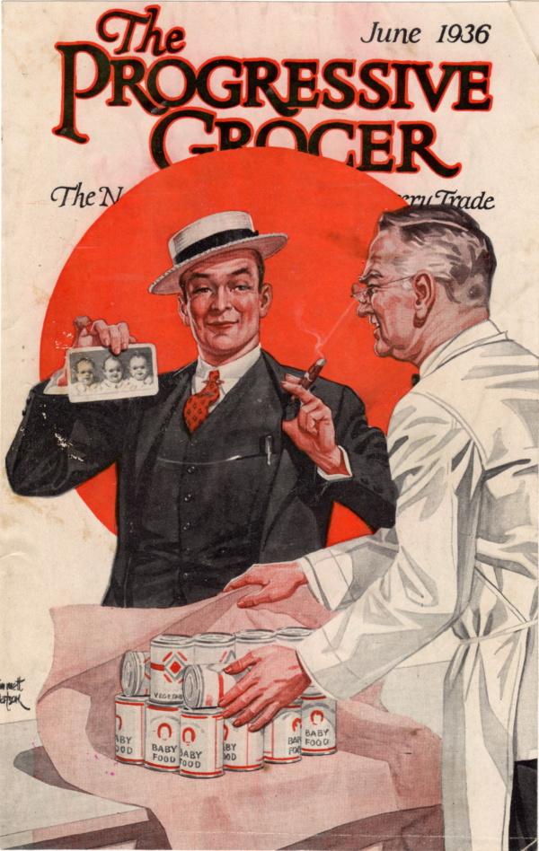June 1936 Progressive Grocer