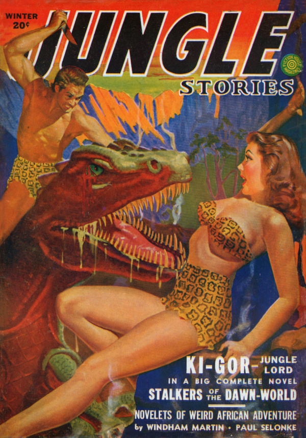 Jungle Stories Winter 1943-1944