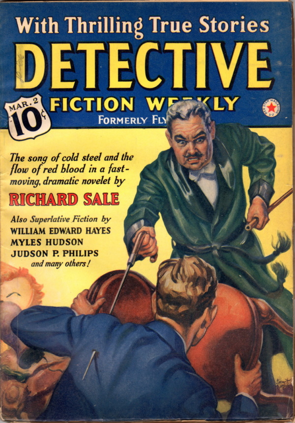 March 2, 1940 Detective Fiction