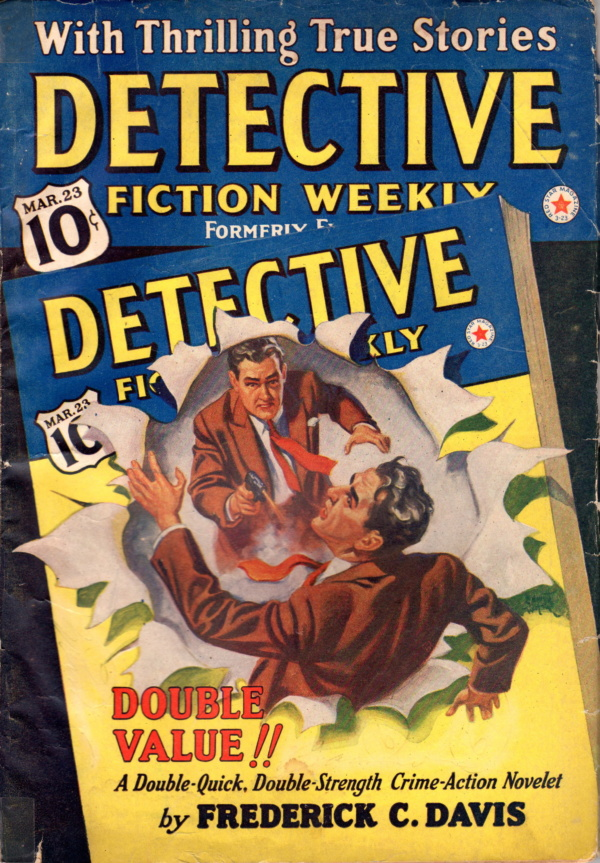 March 23, 1940 Detective Fiction