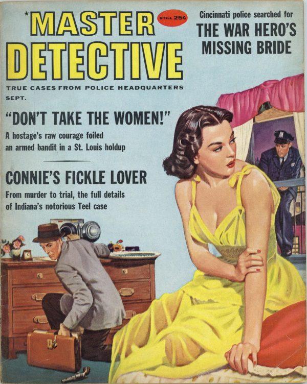 Master Detective Sept 1959