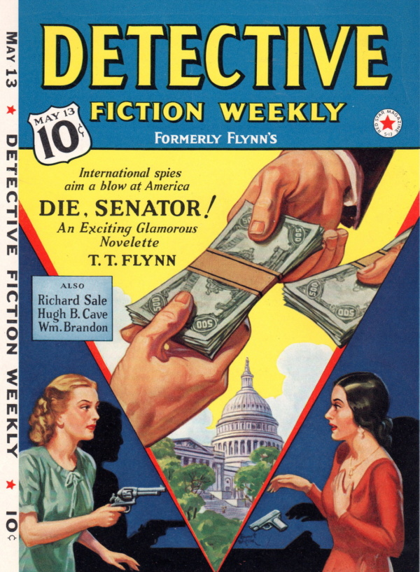 May 13, 1939 Detective Fiction