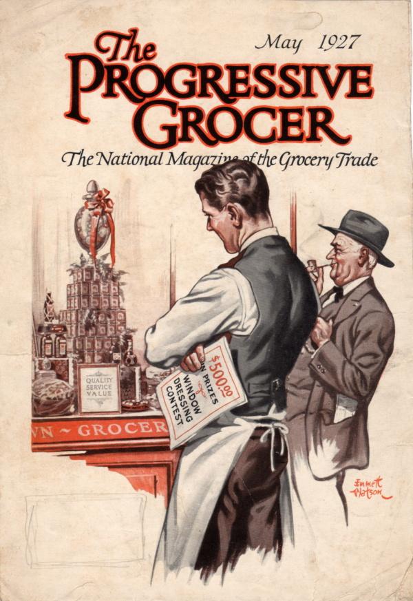 May 1927 Progressive Grocer