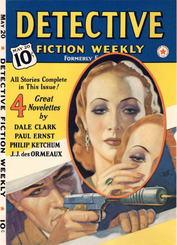 May 20, 1939 Detective Fiction