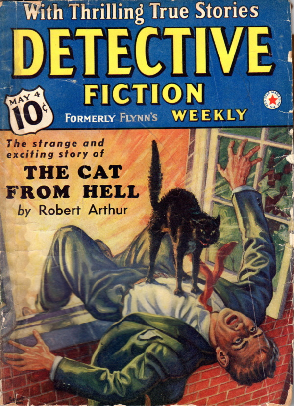 May 4, 1940 Detective Fiction