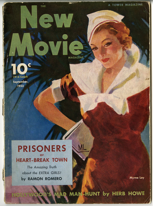 New Movie September, 1933