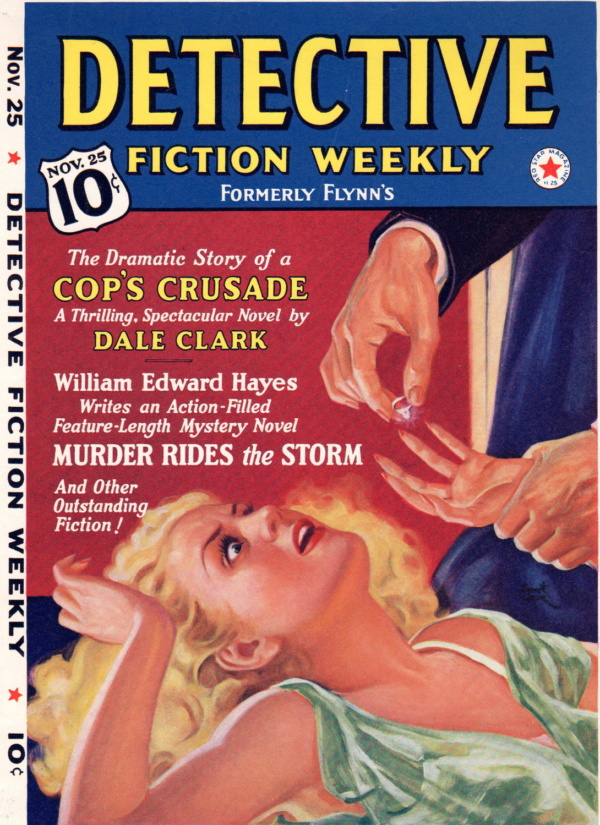 November 25, 1939 Detective Fiction