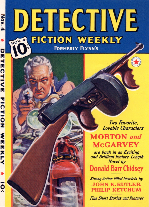 November 4, 1939 Detective Fiction
