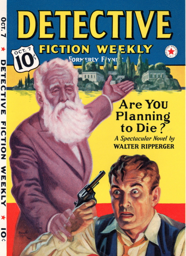 October 7, 1939 Detective Fiction
