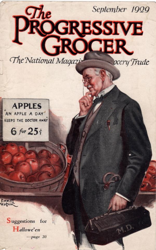 September 1929 Progressive Grocer