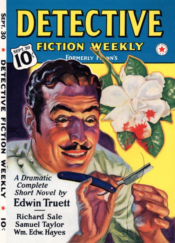 September 30, 1939 Detective Fiction
