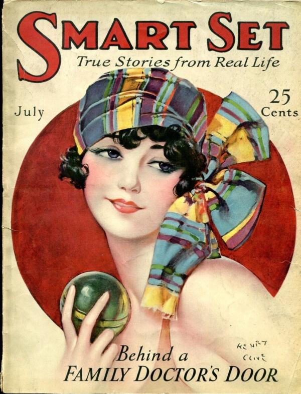 Smart Set July 1927