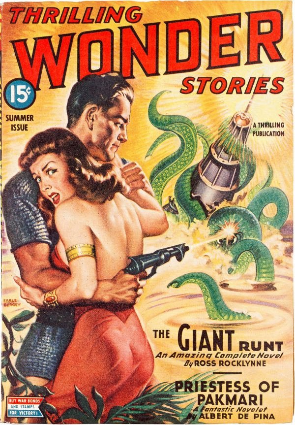 Thrilling Wonder Stories - Summer 1944