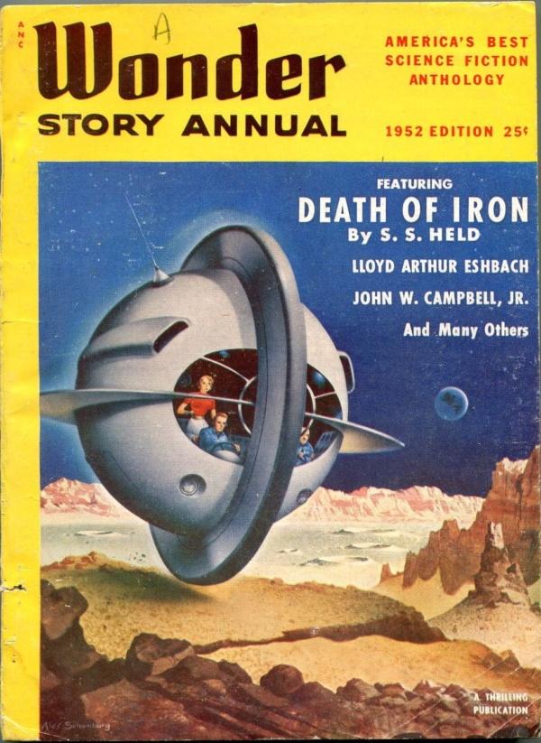 Wonder Story Annual 1952
