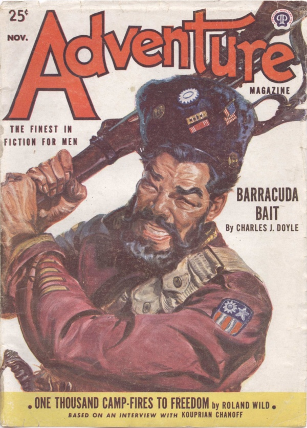 Adventure November 1952