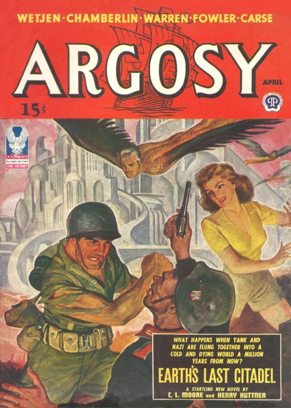 Argosy April 1943
