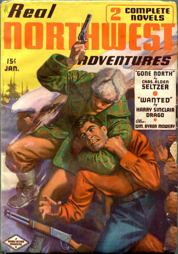 Real Northwest Adventures January 1937