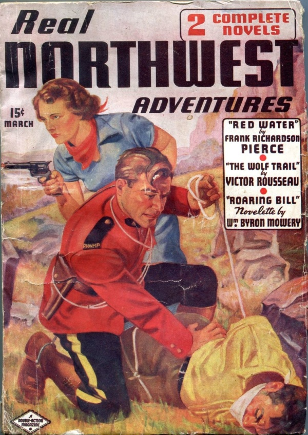 Real Northwest Adventures March 1937