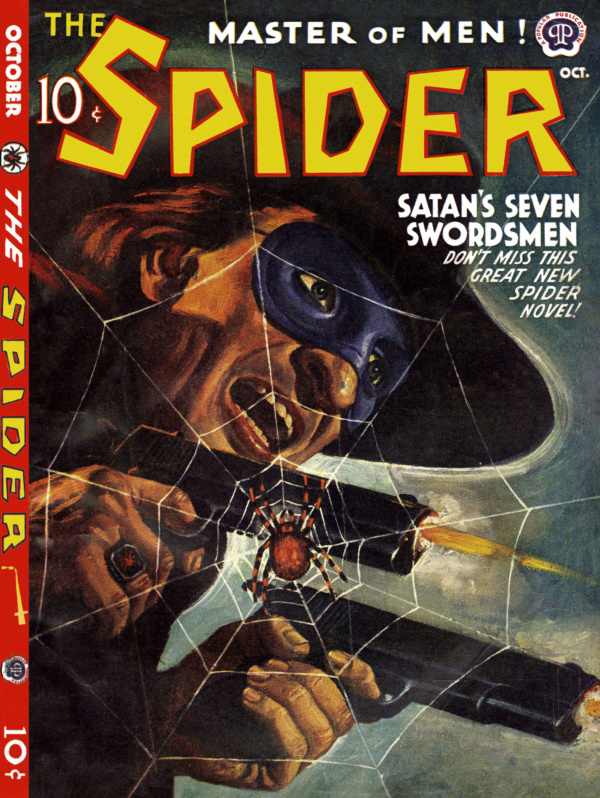 Spider October 1941