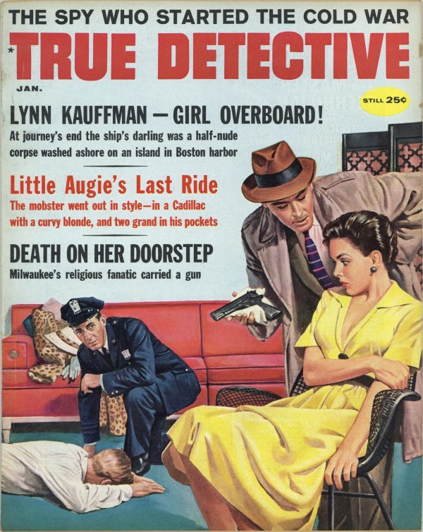 True Detective January 1960