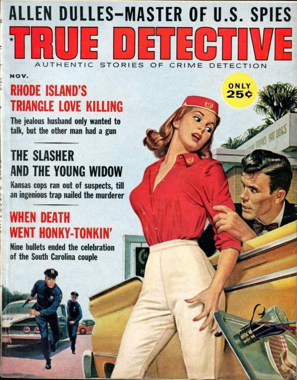 True Detective November 1960