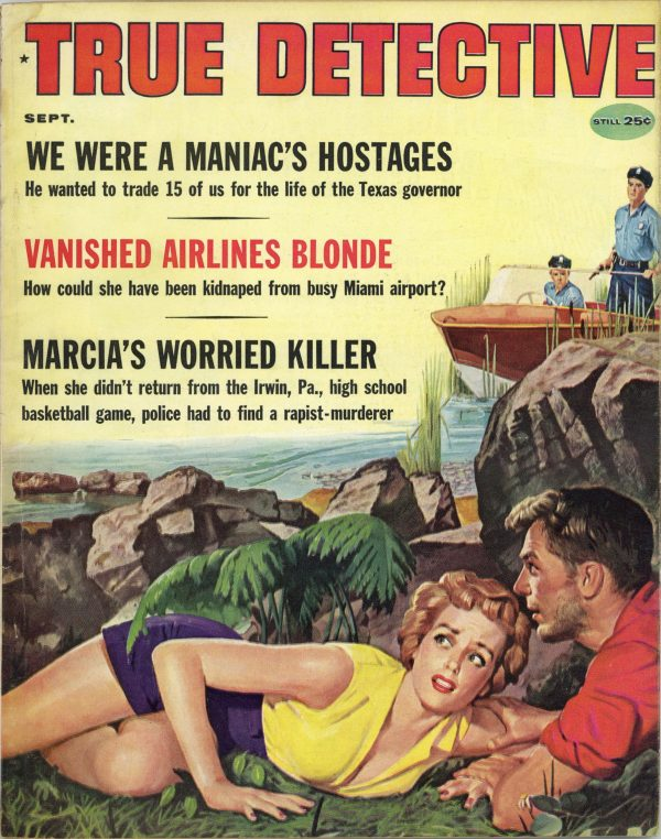 True Detective September 1959