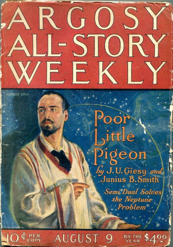 Argosy All-Story Weekly August 9 1924