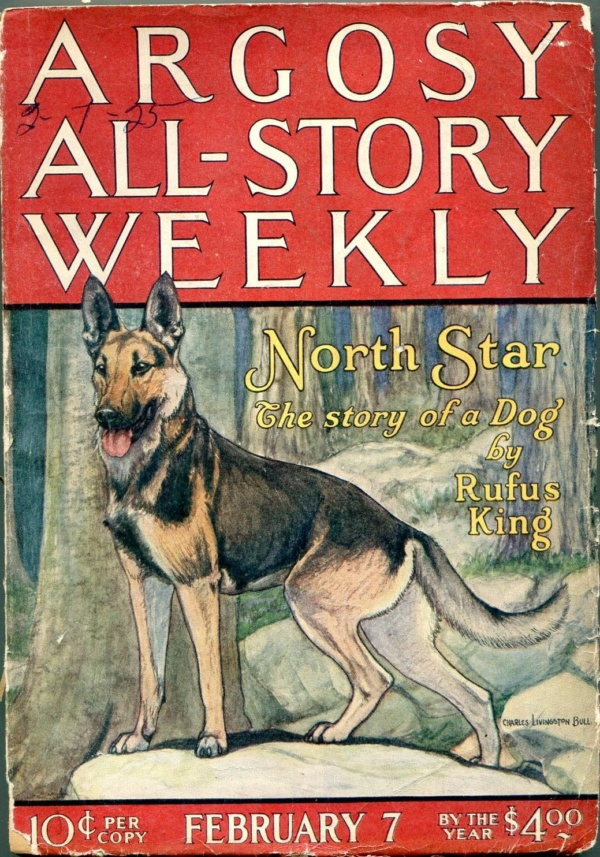Argosy All-Story Weekly February 7 1925