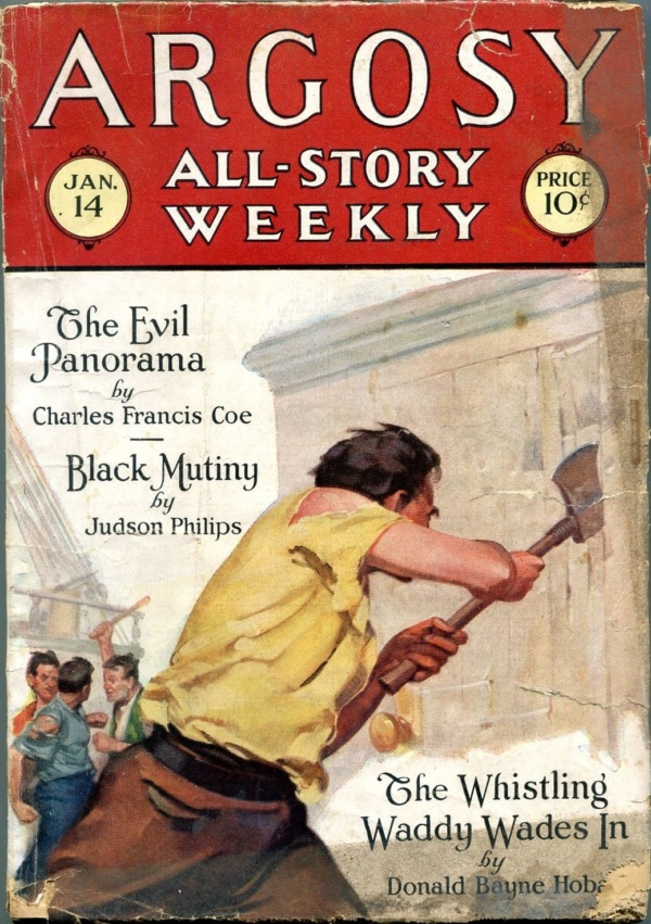 Argosy All-Story Weekly January 14 1928