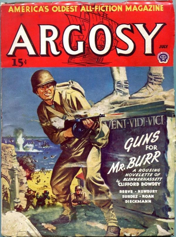 Argosy July 1943