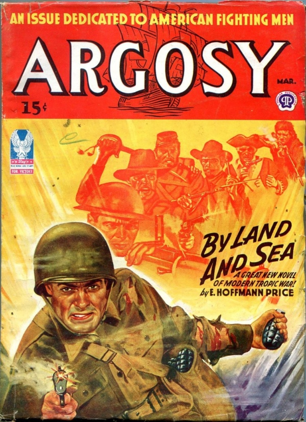 Argosy March 1943
