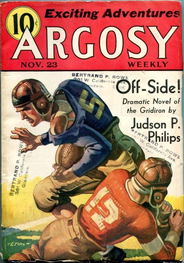 Argosy November 23 1935