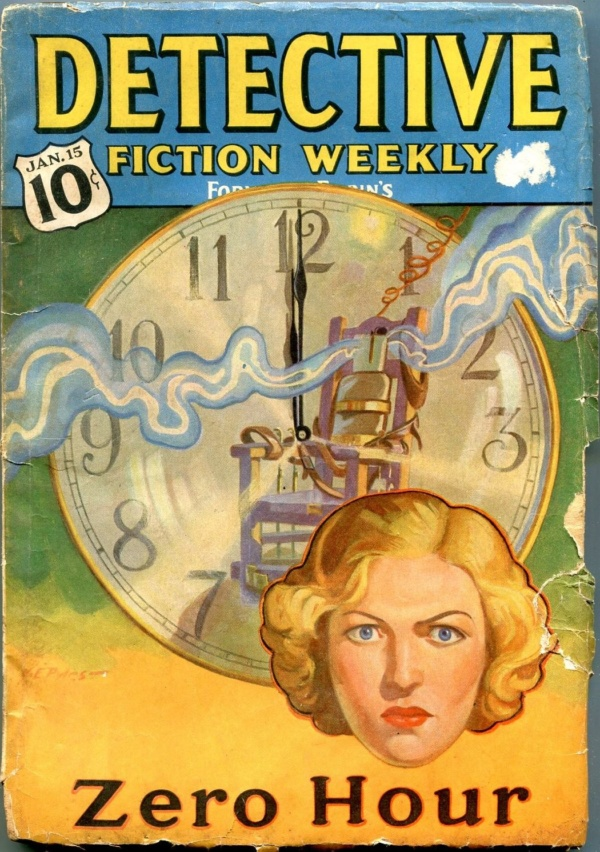 Detective Fiction Weekly January 15 1938