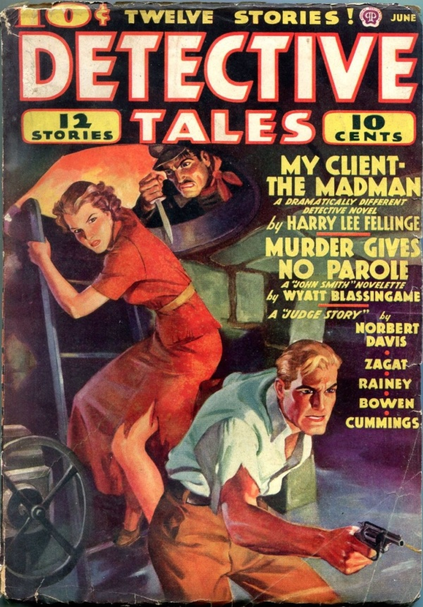 Detective Tales June 1938