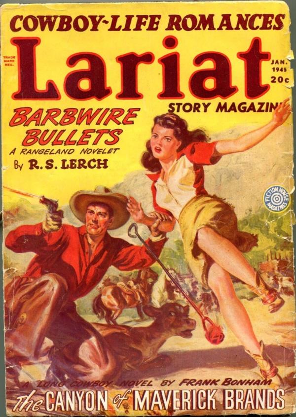 Lariat January 1945