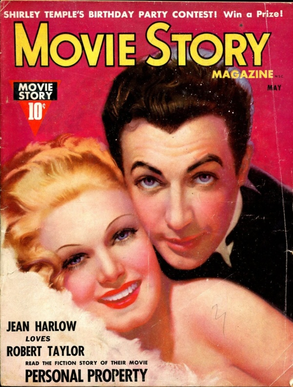Movie Story May 1937