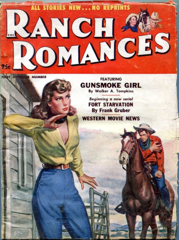 Ranch Romances December 1 1952