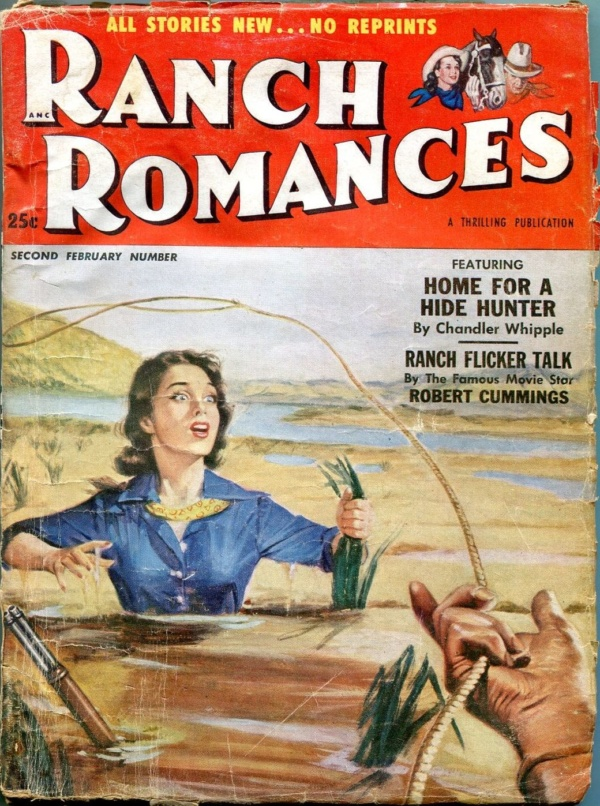 Ranch Romances February 1953